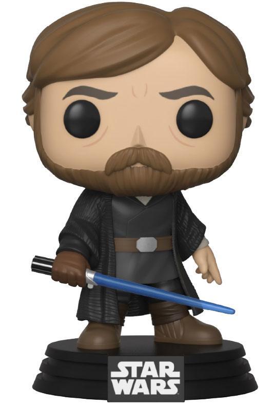 Star Wars Episode VIII POP! Vinyl Figure Luke Skywalker (Final Battle) 9 cm