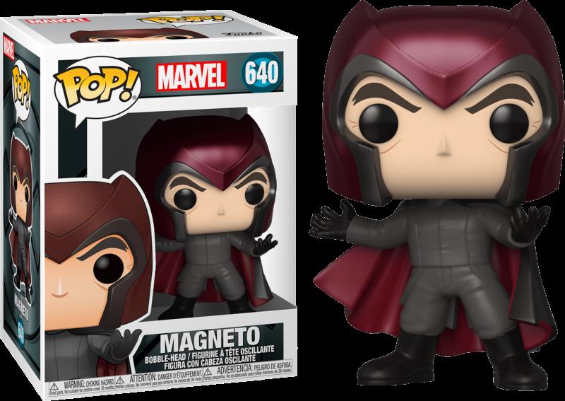 X-Men 20th Anniversary POP! Marvel Vinyl Figure Magneto 9 cm