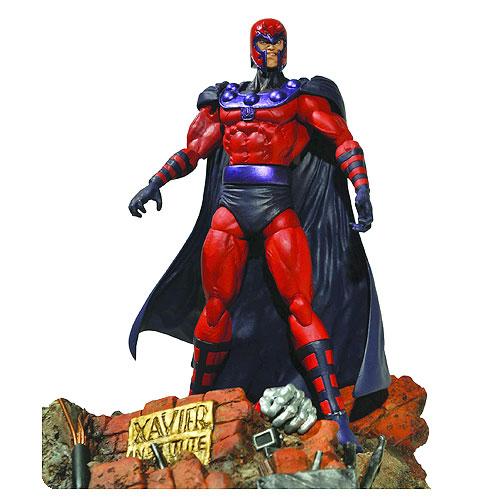 X-Men Marvel Select Magneto Action Figure 18 cm