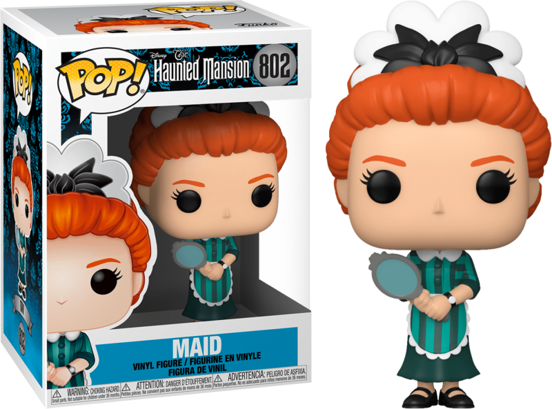 The Haunted Mansion POP! Vinyl Figure Maid Limited 9 cm