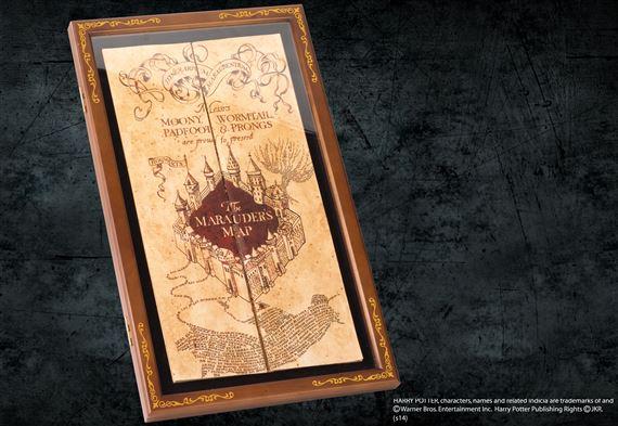 Harry Potter Marauder Display Case