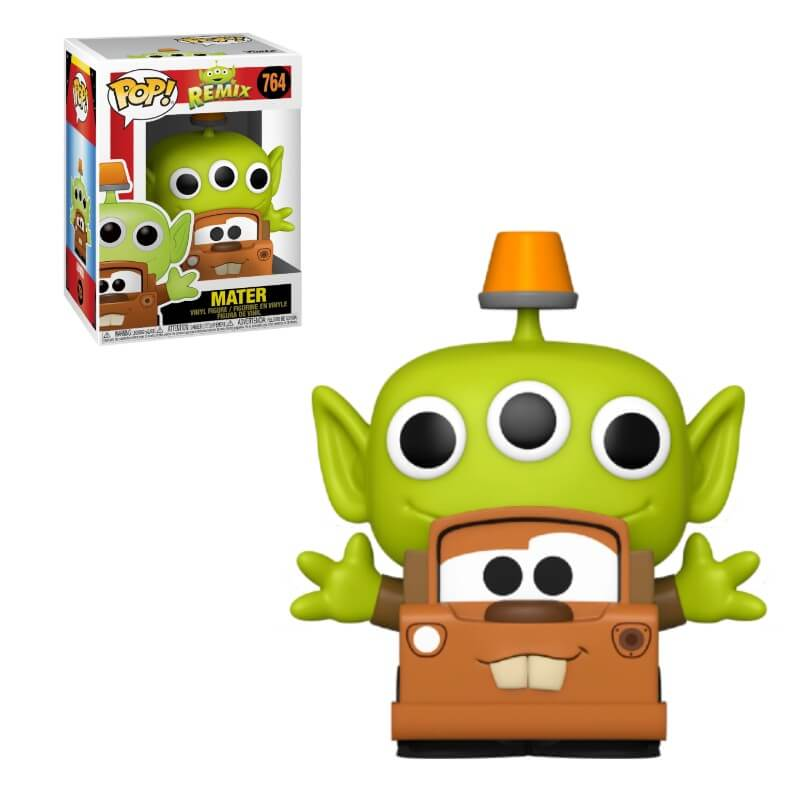 Pixar POP! Disney Vinyl Figure Alien as Mater 9 cm