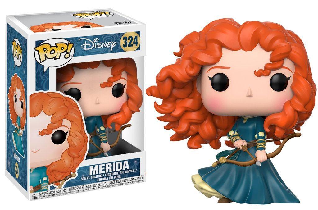Disney Princess POP! Disney Vinyl Figure Merida 9 cm