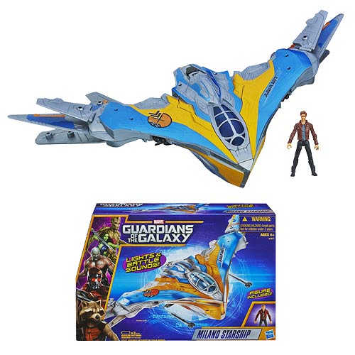 Guardians of the Galaxy Electronic Milano Starship