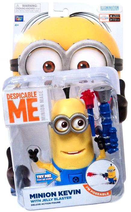Despicable Me 2 Deluxe Action Figure Minion Kevin
