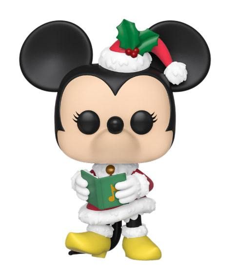 Disney Holiday POP! Disney Vinyl Figure Minnie 9 cm