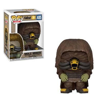 Fallout 76 POP! Games Vinyl Figure Mole Miner 9 cm