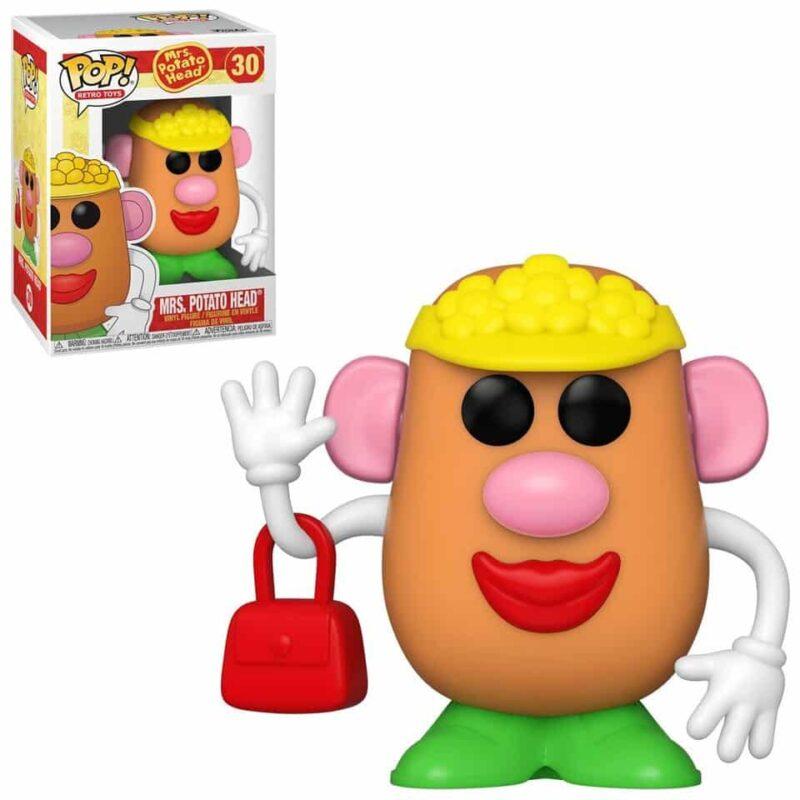 Mr. Potato Head POP! Vinyl Figure Mrs. Potato Head 9 cm
