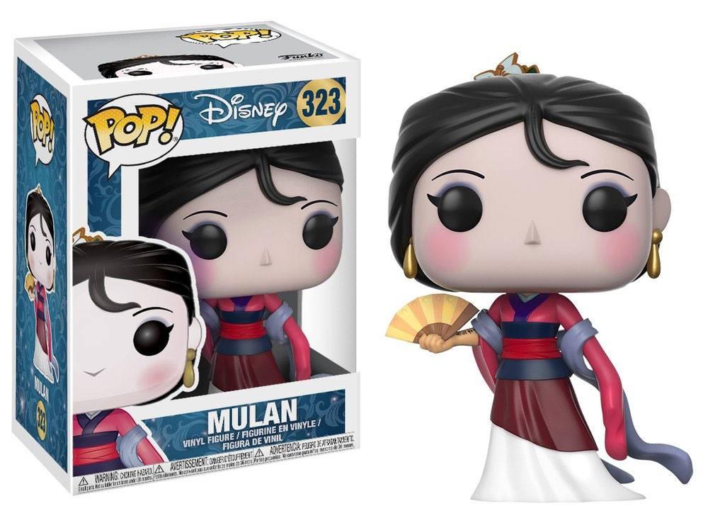 Disney Princess POP! Disney Vinyl Figure Mulan 9 cm