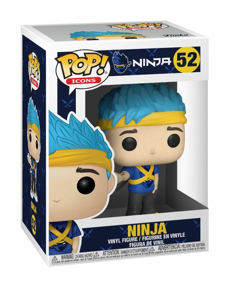 Ninja (Richard Tyler Blevins) POP! Icons Vinyl Figure 9 cm
