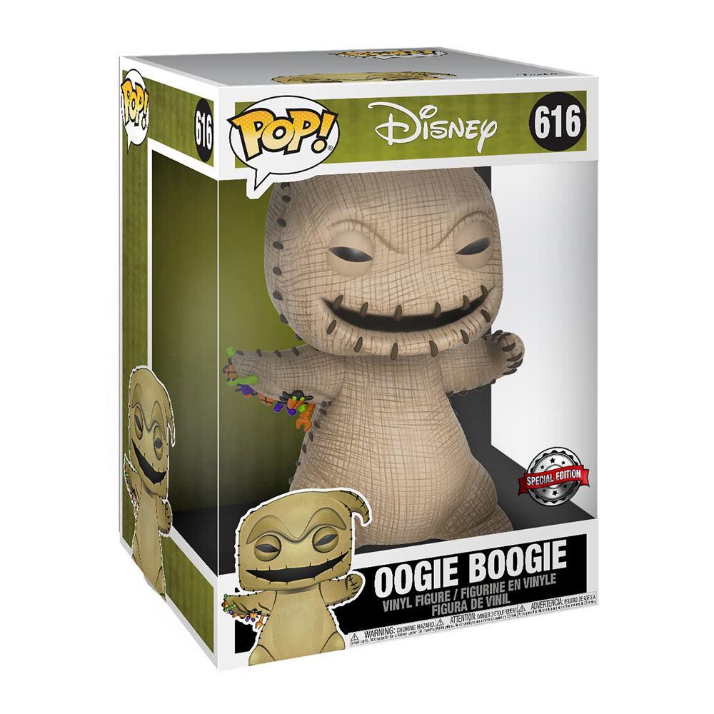 Nightmare before Christmas POP! Town Vinyl Figure Oogie Boogie 25 cm