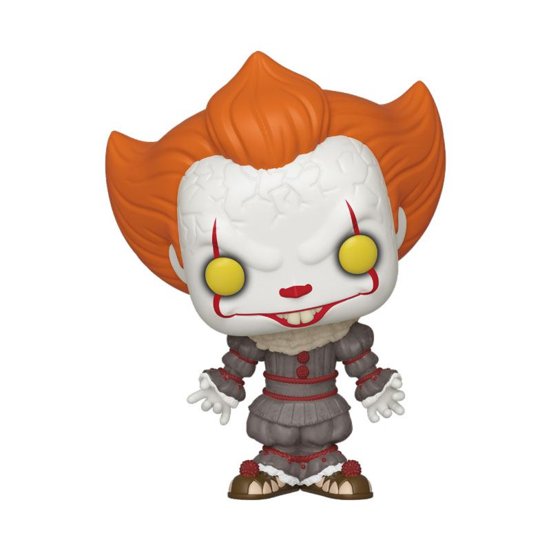 Stephen King's It 2 POP! Movies Vinyl Figure Pennywise Open Arm 9 cm