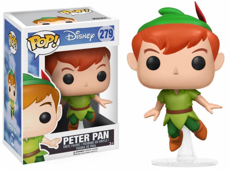 Peter Pan POP! Disney Vinyl Figure Peter Pan (Flying) Limited 9 cm
