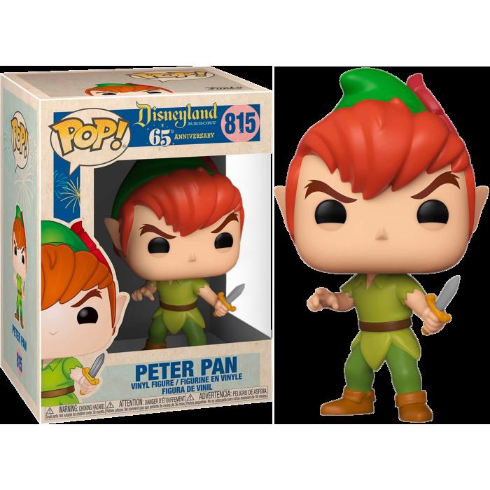 Peter Pan POP! Vinyl Figure Disneyland 65th Anniversary - Peter Pan