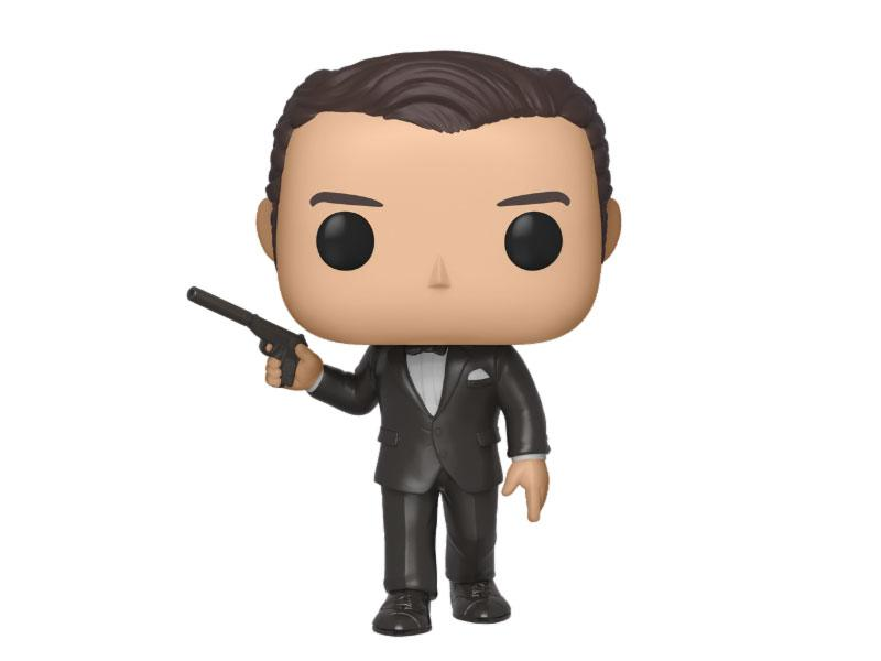 James Bond POP! Movies Vinyl Figure Pierce Brosnan (GoldenEye) 9 cm