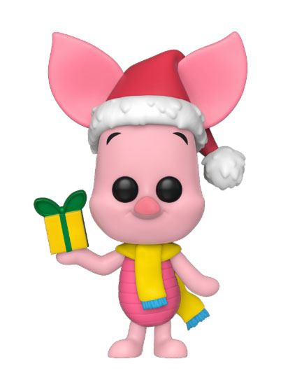 Disney Holiday POP! Disney Vinyl Figure Piglet 9 cm