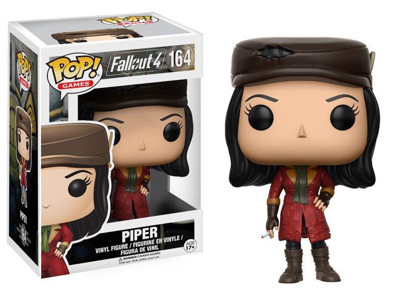 Fallout 4 POP! Games Vinyl Figure Piper 9 cm