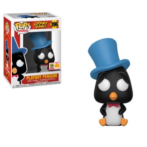 Looney Tunes Pop! Animation Vinyl Figure Playboy Penguin (2018 Summer Convention Exclusive)