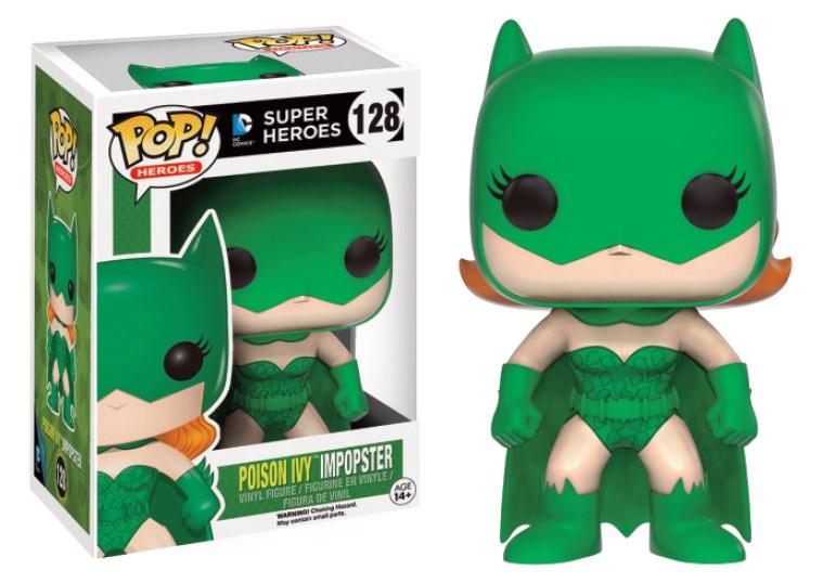 DC Comics POP! Heroes Vinyl Figure Batgirl as Poison Ivy Impopster 9 cm