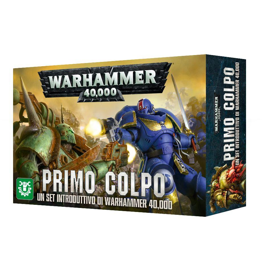 Primo Colpo: un set introduttivo per Warhammer 40,000