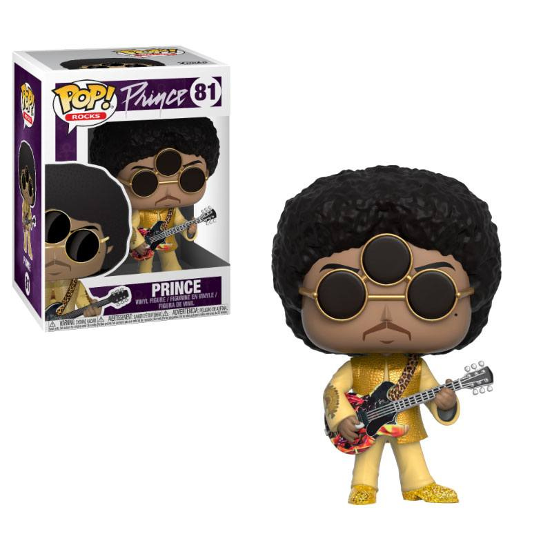 Prince POP! Rocks Vinyl Figure 3rd Eye Girl 9 cm