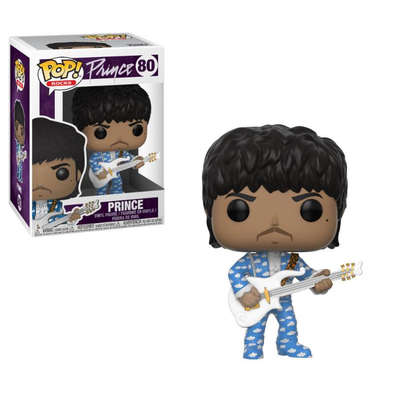 Prince POP! Rocks Vinyl Figure Around the World in a Day 9 cm
