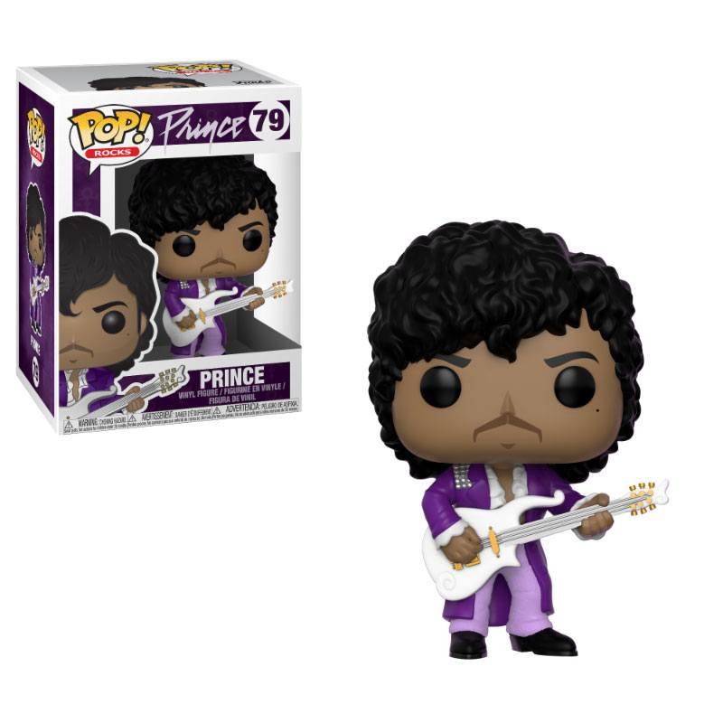 Prince POP! Rocks Vinyl Figure Purple Rain 9 cm