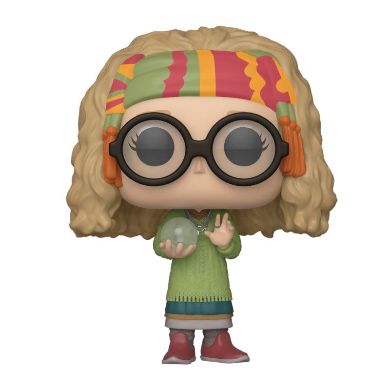 Harry Potter POP! Movies Vinyl Figure Professor Sybill Trelawney 9 cm