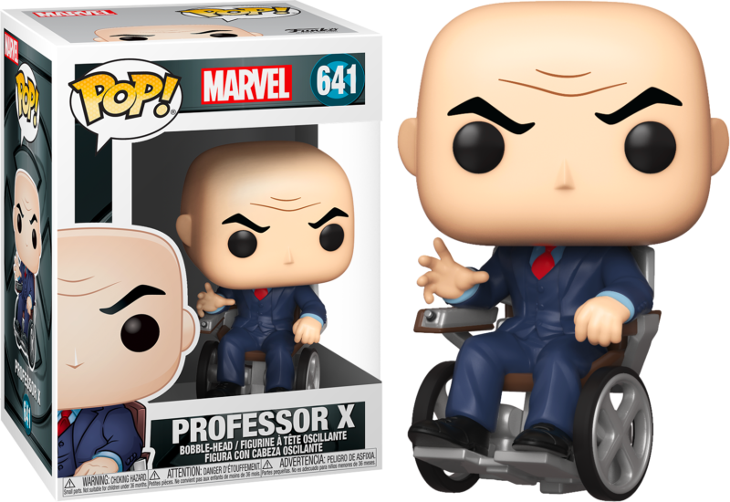 X-Men 20th Anniversary POP! Marvel Vinyl Figure Professor X 9 cm