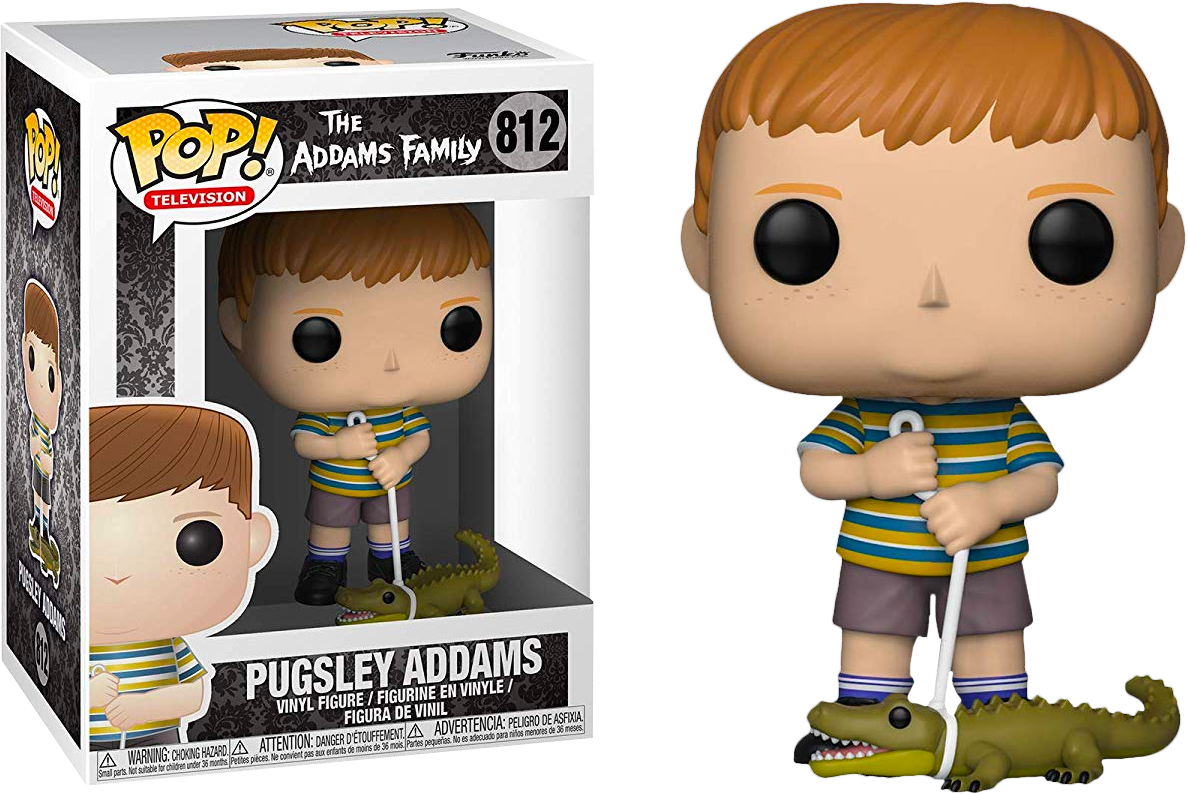 The Addams Family (1964) POP! TV Vinyl Figure Pugsley Addams 9 cm