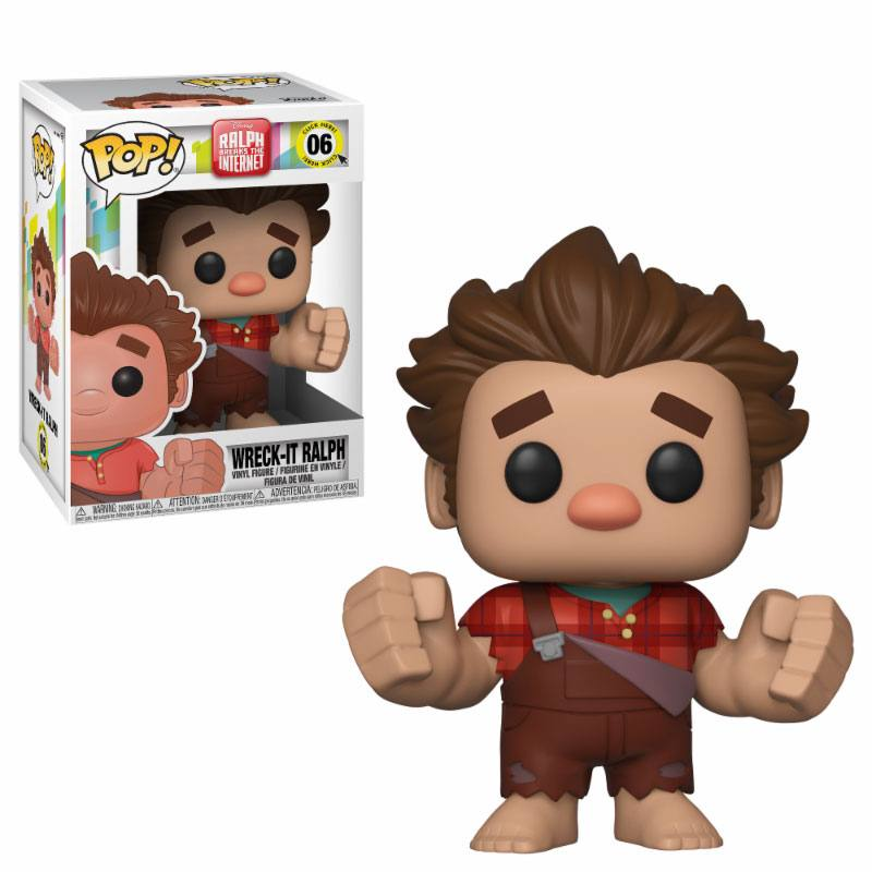 Wreck-It Ralph 2 POP! Movies Vinyl Figure Wreck-It Ralph 9 cm