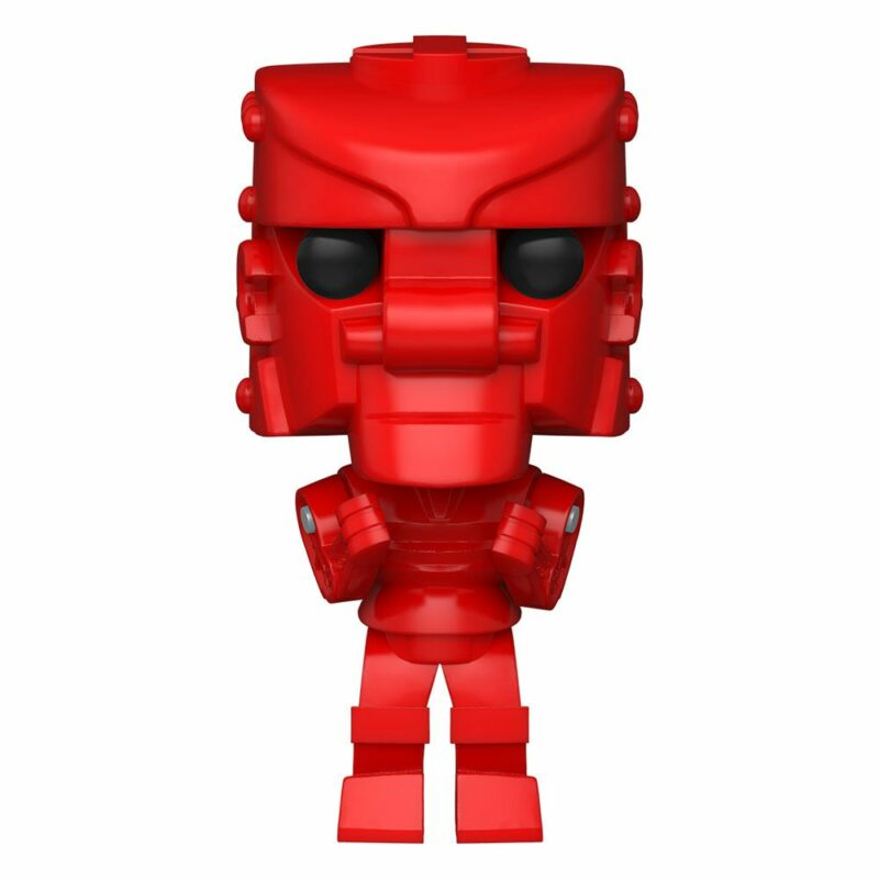 Rock 'Em Sock 'Em Robots POP! Vinyl Figure Red Robot 9 cm