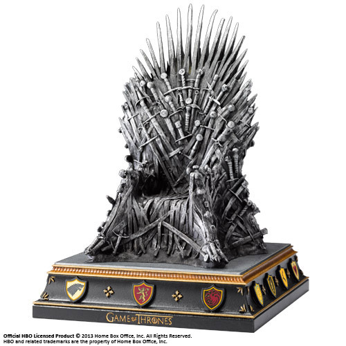 Game of Thrones Iron Throne Bookend 19 cm