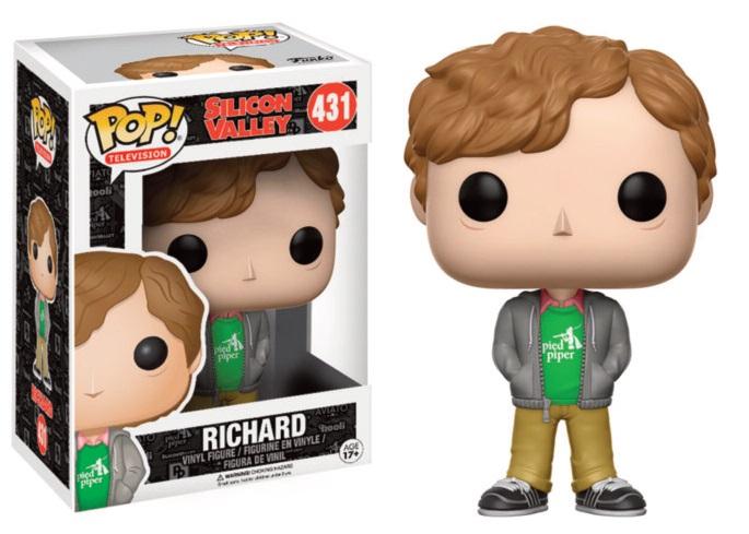 Silicon Valley POP! Television Vinyl Figure Richard 9 cm