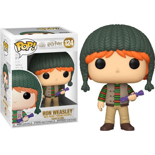 Harry Potter POP! Vinyl Figure Holiday Ron Weasley 9 cm