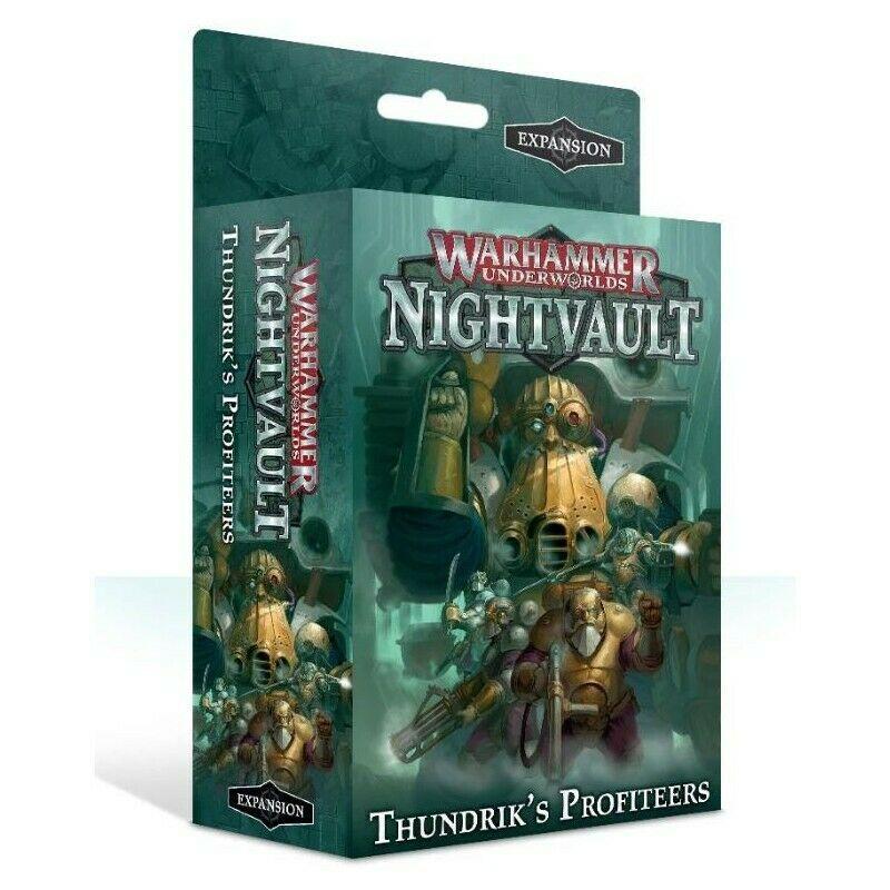 Warhammer Underworlds: Nightvault – Esploratori di Thundrik