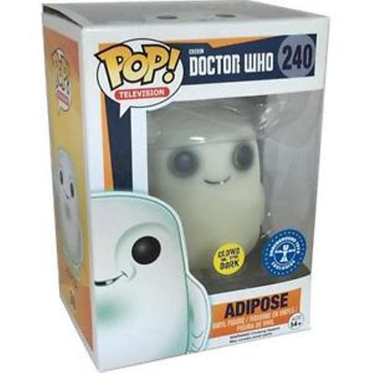 Doctor Who POP! Television Vinyl Figure Adipose Glow in the Dark 9 cm