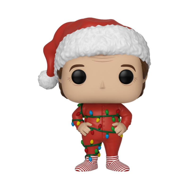 The Santa Clause POP! Disney Vinyl Figure Santa w/Lights 9 cm
