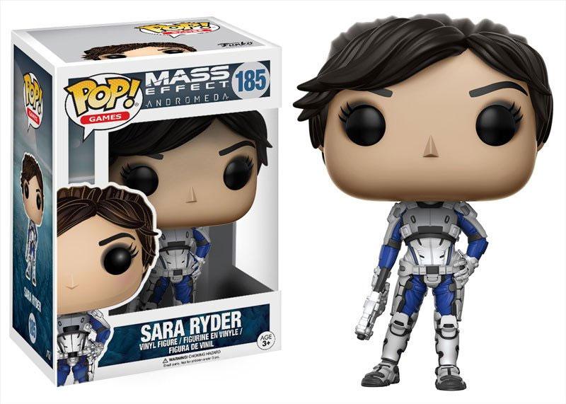 Mass Effect Andromeda POP! Television Vinyl Figure Sara Ryder 9 cm