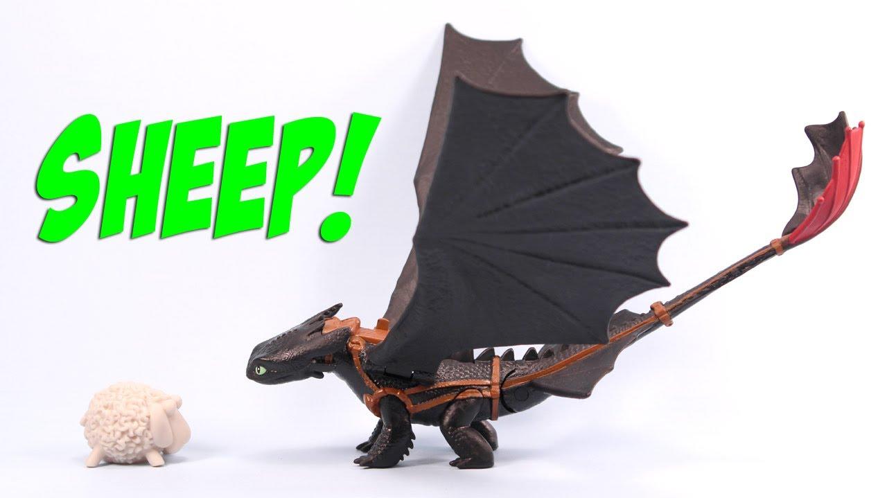 Dragon Trainer Toothless (Sdentato) 2 Defenders of Berk