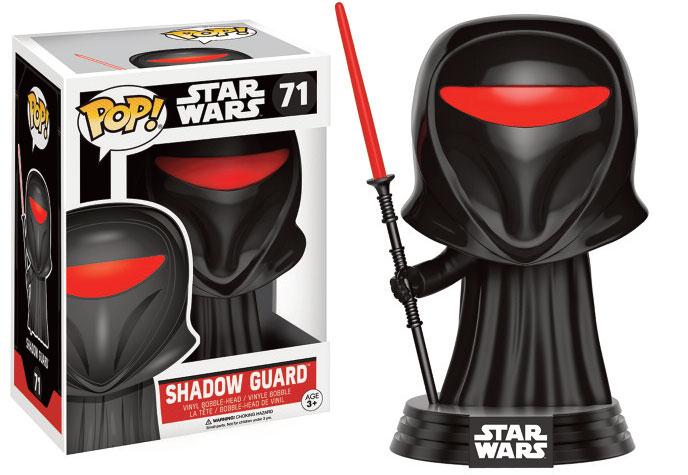 Star Wars POP! Vinyl Bobble-Head Figure Shadow Guard 9 cm