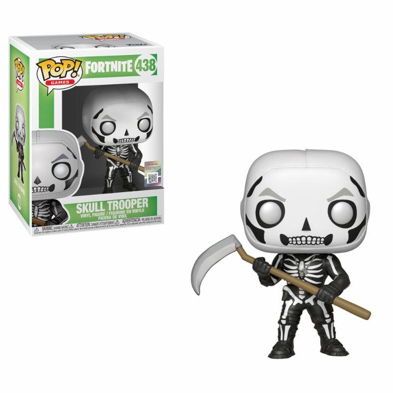 Fortnite POP! Games Vinyl Figure Skull Trooper 9 cm