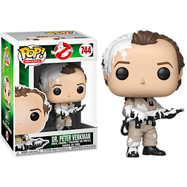 Ghostbusters POP! Vinyl Figure Dr. Peter Venkman Marshmallow Slimed Limited 9 cm