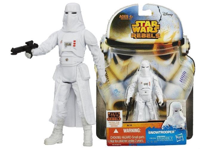 Star Wars Saga Legends Wave 2 Action Figure Snowtrooper 10 cm