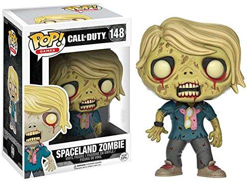 Call of Duty POP! Games Vinyl Figure Spaceland Zombie 9 cm