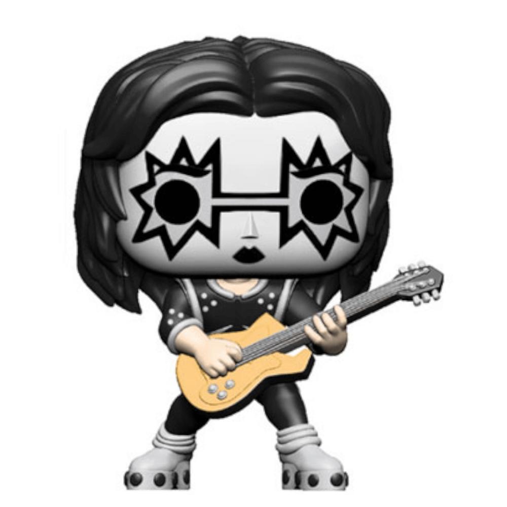 Kiss POP! Rocks Vinyl Figure Spaceman 9 cm