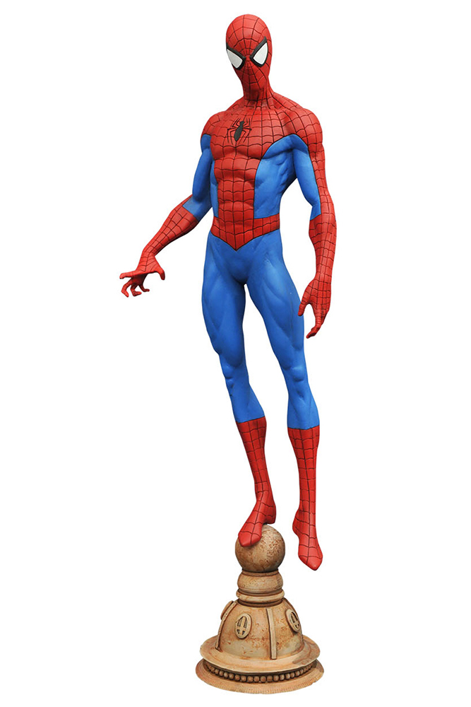 Marvel Gallery PVC Statue Spider-Man 23 cm