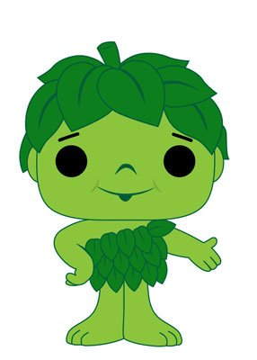 Green Giant POP! Ad Icons Vinyl Figure Sprout 9 cm
