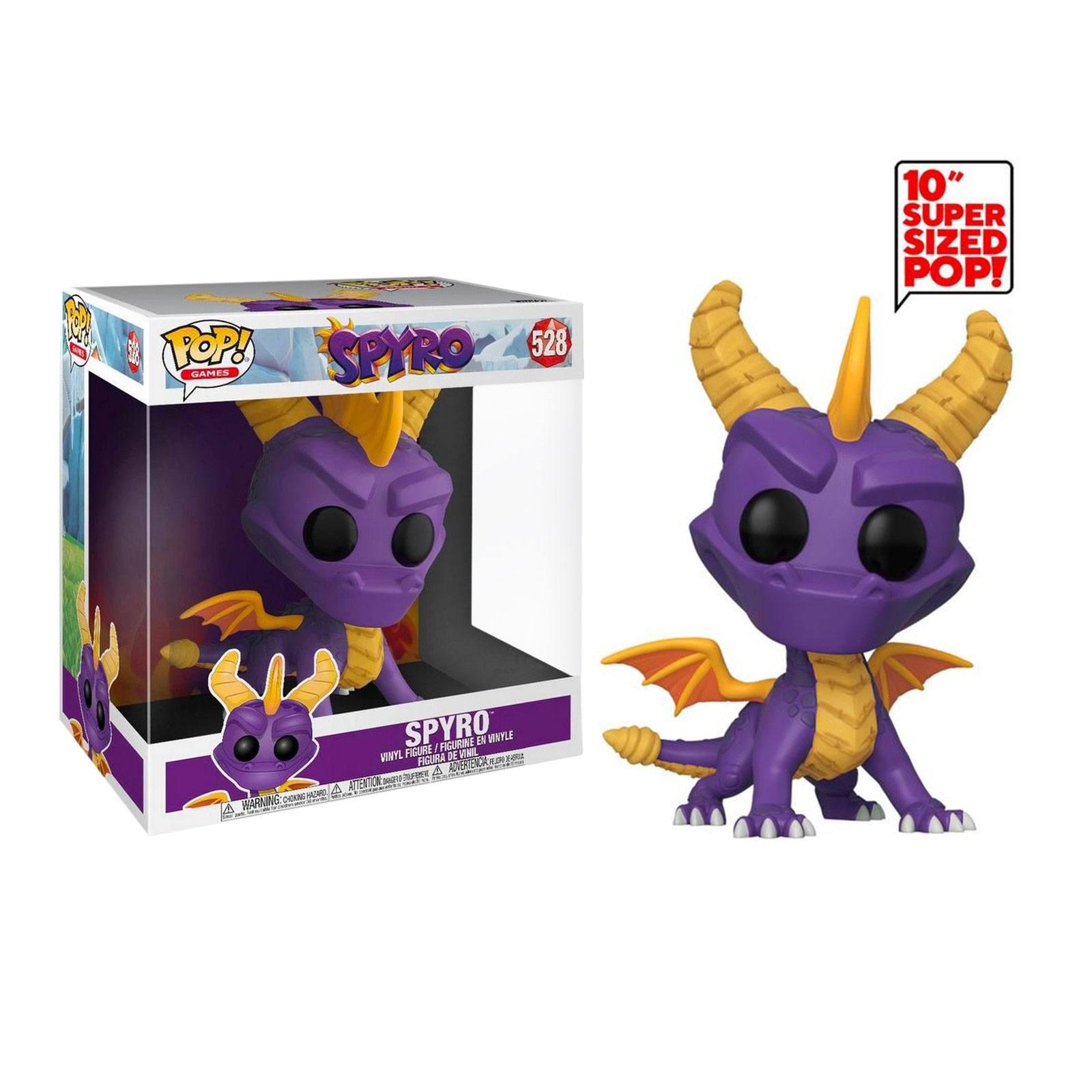 Spyro the Dragon Super Sized POP! Games Vinyl Figure Spyro 25 cm