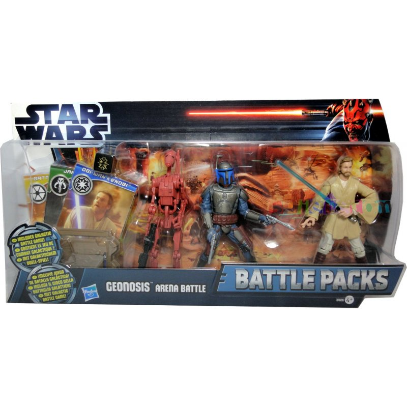Star Wars Genosis Arena Battle Packs
